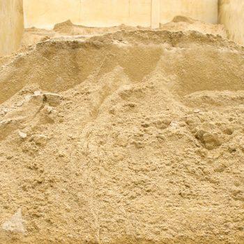sharp washed sand roadways