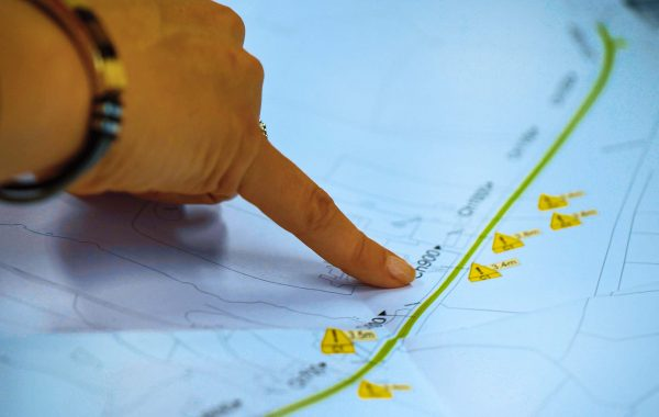 site map plots